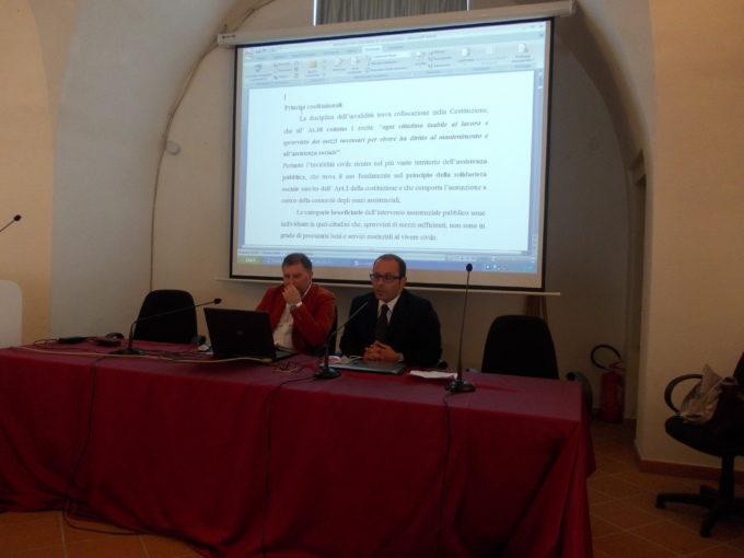Conferenza del dott. R. Derobertis