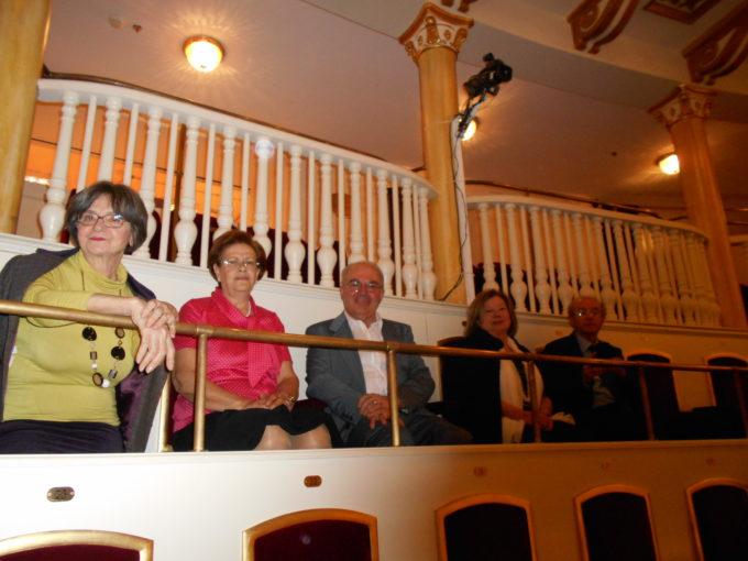 Teatro Petruzzelli per la Tosca