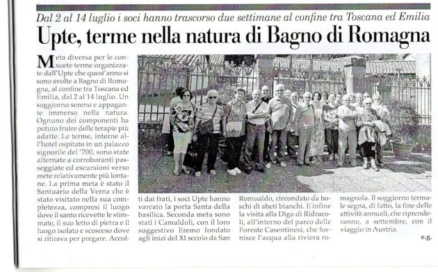 Terme a Bagno di Romagna