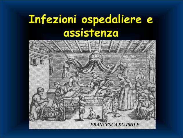 INFEZIONI-OSPEDALIERE