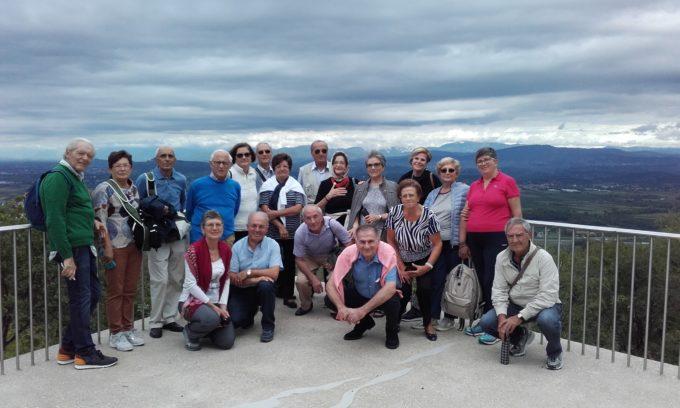 Viaggio a Trieste: Belvedere Monte San Michele