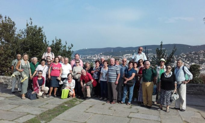 Viaggio a Trieste: Belvedere dalla Basilica di San Giusto