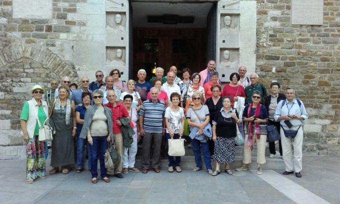 Viaggio a Trieste: Basilica di San Giusto