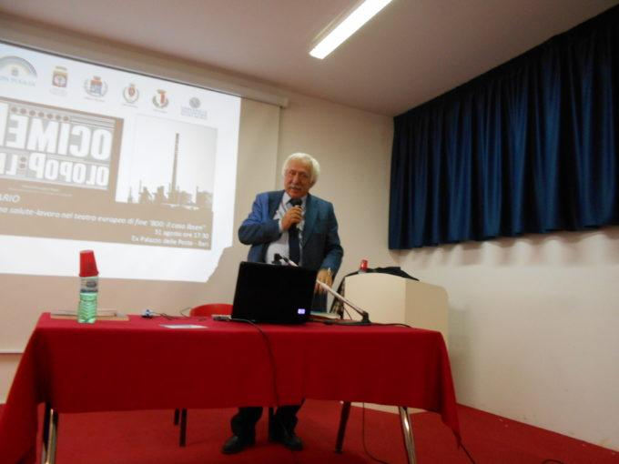 Inaugurazione anno accademico: prof. Assennato