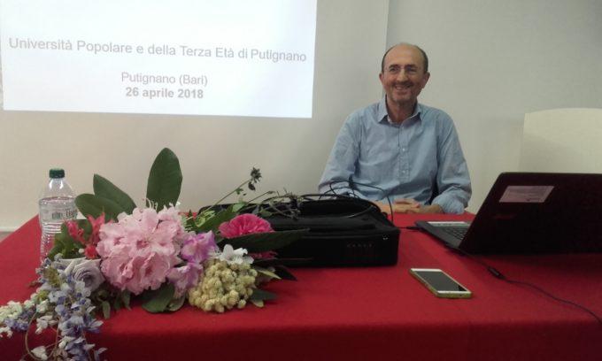 Lezione sugli ortaggi con la C tenuta dal prof. Pietro Santamaria