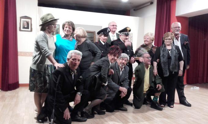Gruppo teatrale maggio 2018