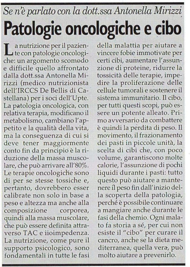 Antonella Mirizzi su Fax del 30 marzo 2019